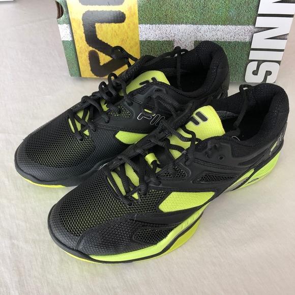 Fila Sentinel Men's Tennis Shoes Size 8